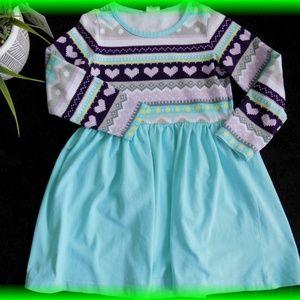 Gymboree Dresses - Gymboree Mix N Match Knit Dress Size 3T